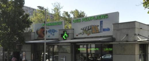 Pharmacie des Peupliers,MULHOUSE