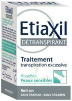Etiaxil Aisselles Détranspirant peau sensibles Roll-on/15ml à MULHOUSE