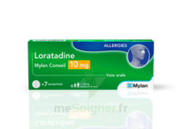 LORATADINE MYLAN CONSEIL 10MG, comprimé à MULHOUSE