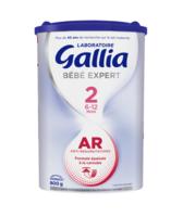 GALLIA BEBE EXPERT AR 2 Lait en poudre B/800g à MULHOUSE