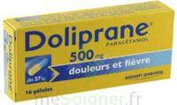DOLIPRANE 500 mg Gélules B/16 à MULHOUSE