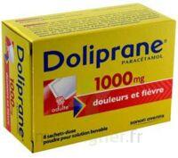 DOLIPRANE 1000 mg Poudre pour solution buvable en sachet-dose B/8 à MULHOUSE