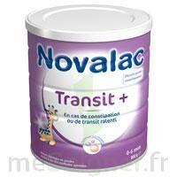 Novalac Transit + 0/6 mois 800g à MULHOUSE
