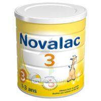 Novalac 3 Croissance lait en poudre 800g à MULHOUSE