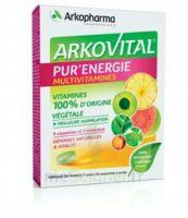 Arkovital Pur'Energie Multivitamines Comprimés dès 6 ans B/30 à MULHOUSE