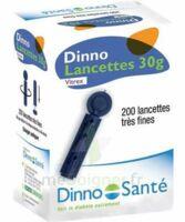 DINNO LANCETTES 30G VITREX, bt 200 à MULHOUSE
