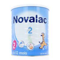 Novalac 2 Lait en poudre 800g à MULHOUSE