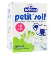 Bébisol Petit'Soif Fenouil x10 à MULHOUSE