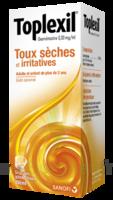 TOPLEXIL 0,33 mg/ml, sirop 150ml à MULHOUSE