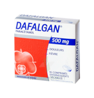 DAFALGAN 500 mg Comprimés effervescents sécables Film/16 à MULHOUSE