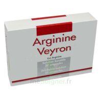 ARGININE VEYRON, solution buvable en ampoule à MULHOUSE