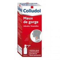 COLLUDOL Solution pour pulvérisation buccale en flacon pressurisé Fl/30 ml + embout buccal à MULHOUSE