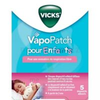 VICKS VAPOPATCH ENFANTS à MULHOUSE