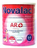 Novalac AR 1 + 800g à MULHOUSE
