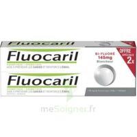 Fluocaril Bi-Fluoré 145 mg Pâte dentifrice blancheur 2*75ml à MULHOUSE