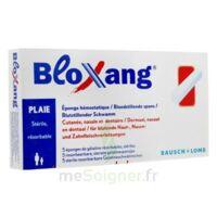 BLOXANG Eponge de gélatine stérile hémostatique B/5 à MULHOUSE