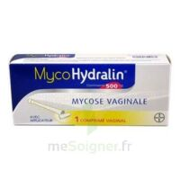 MYCOHYDRALIN 500 mg, comprimé vaginal à MULHOUSE