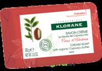 Klorane Savon crème au beurre de cupuaçu et à la fleur d'hibiscus à MULHOUSE