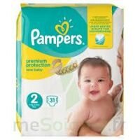 Pampers New Baby T2 3-6kg à MULHOUSE