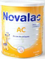 NOVALAC AC 1 Lait en poudre B/800g à MULHOUSE