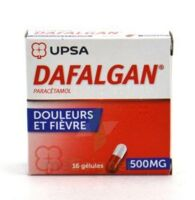 DAFALGAN 500 mg Gélules 2plq/8 (16) à MULHOUSE