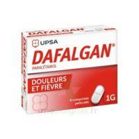 DAFALGAN 1000 mg Comprimés pelliculés Plq/8 à MULHOUSE