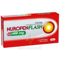 NUROFENFLASH 400 mg Comprimés pelliculés Plq/12 à MULHOUSE