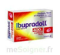 IBUPRADOLL 400 mg Caps molle Plq/10 à MULHOUSE