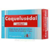 COQUELUSEDAL ENFANTS, suppositoire à MULHOUSE