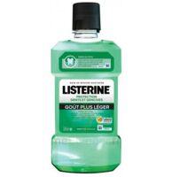 Listerine Goût plus léger 500ml à MULHOUSE