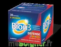Bion 3 Défense Junior Comprimés à croquer framboise B/30 à MULHOUSE
