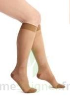 Thuasne Venoflex Secret 2 Chaussette femme beige doré T1N à MULHOUSE