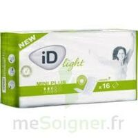 ID Light Mini Plus protection urinaire à MULHOUSE