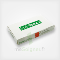 Stéribox Kit prévention et hygiène pour les toxicomanes avec seringues 100UI/ml à MULHOUSE