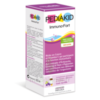 Pédiakid Immuno-Fort Sirop myrtille 125ml