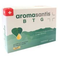 Aromasantis BTG B/30 à MULHOUSE