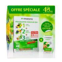 Arkofluides Programme Minceur Bio 30 ampoules/10ml + Arkogélules Konjac B/45 Offre spéciale 40 ans de santé naturelle à MULHOUSE