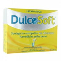 Dulcosoft Poudre pour solution buvable 10 Sachets/10g à MULHOUSE